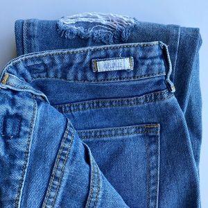 Melville Distressed Jeans